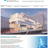 Privatpraxis Rudolf W. Strümper – Website
